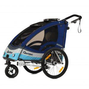 Qeridoo Sportrex 1 - kolor niebieski