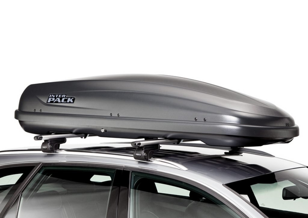 Box dachowy Interpack (410 l) DualSide
