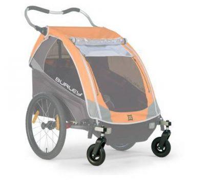 Zestaw spacerowy 2-Wheel Stroller Kit Burley