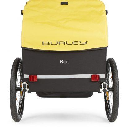Burley Bee widziana od tyłu