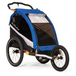 Zestaw do zamiany przyczepki na wózek biegowy
