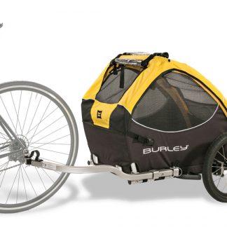 Przyczepka rowerowa do przewozu psa Burley Tail Wagon