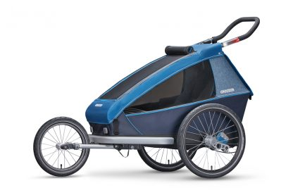 Croozer Kid Plus 1 2018 z joggerem