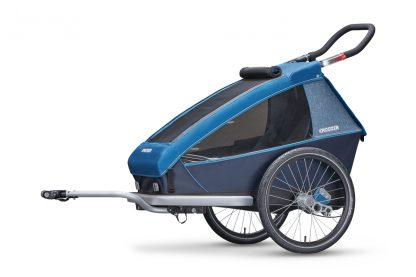 Przyczepka rowerowa Croozer model 2018
