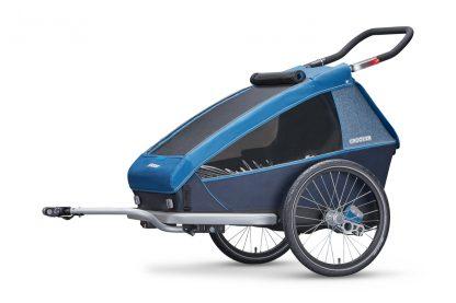 Przyczepka do roweru Croozer Kid Plus 2