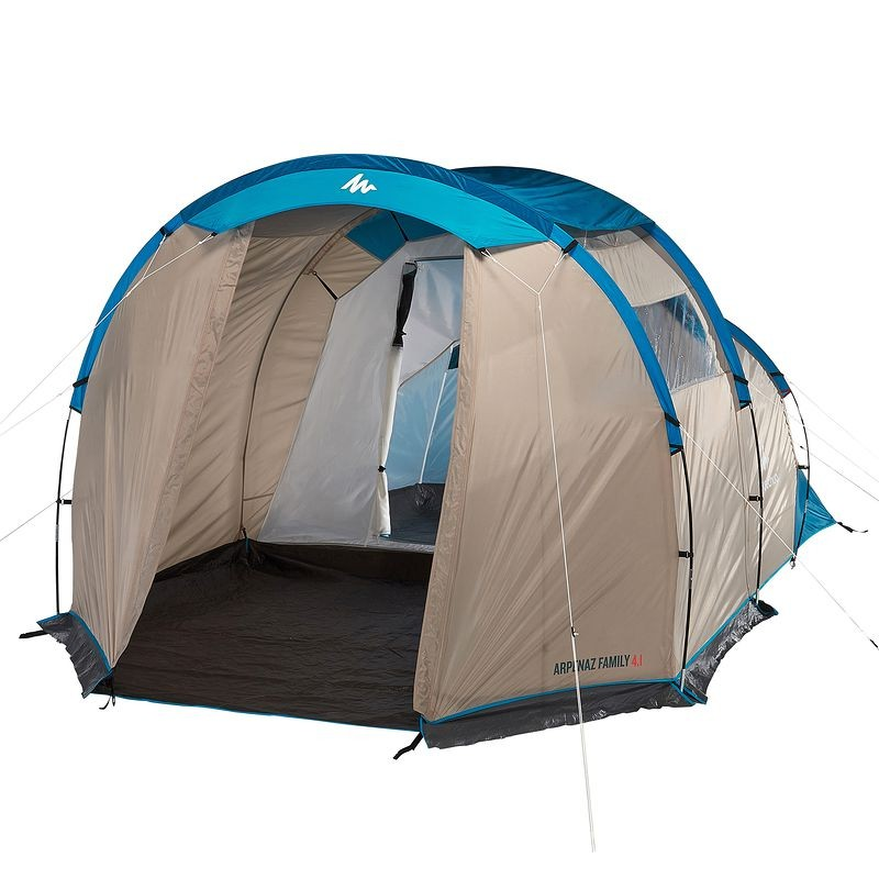 Namiot kempingowy Apernaz 4.1 4-osobowy