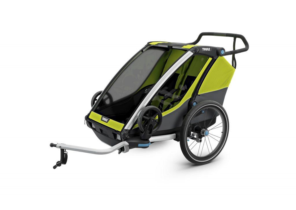 Przyczepka rowerowa THULE Chariot Cab 2