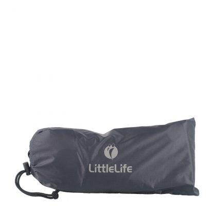 Spakowana osłona przeciwdeszczowa LittleLife