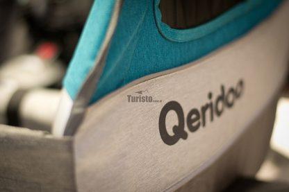 Nowe poszycie wózka spacerowego Qeridoo