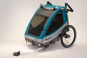 Qeridoo Sportrex 2 najnowszy model przyczepki