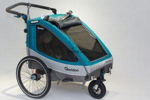 Qeridoo jest doskonałym wózkiem spacerowym