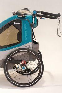 Qeridoo Sportrex 2 2020 - bagażnik przyczepki