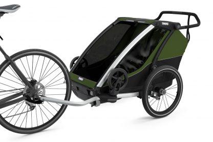 Thule Cab 2 2021 przyczepka do roweru