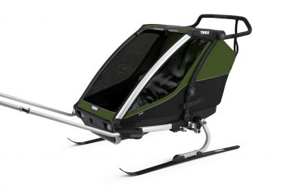 Przyczepka narciarska Thule Cab 2