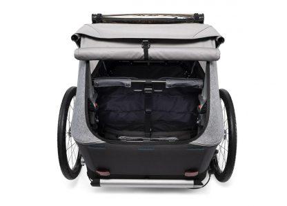 Pojemny bagażnik Croozer Kid Keeke 2