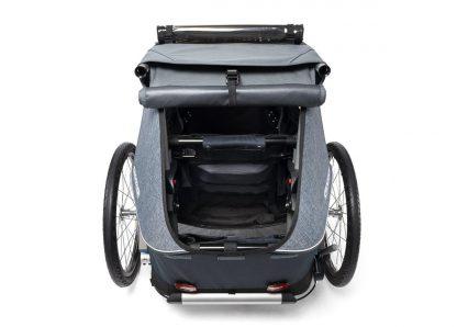 Croozer Vaaya-pojemny bagażnik